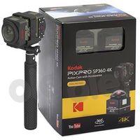 pixpro sp360 4k dual pro pack, marki Kodak