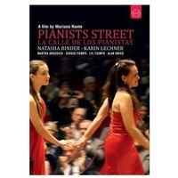 Pianists Street: La Calle De Los Pianistas (DVD) - Martha Argerich,Sergio Tiempo