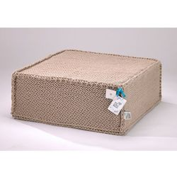 Puf Soft Flat Beige by We Love Beds