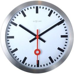Zegar ścienny Station Nextime 35 cm