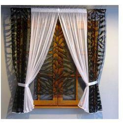 Kasandra Firana do salonu zebra 150 x 300 cm