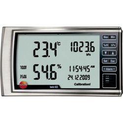 Termohigrometr testo 622, 0-100 %RH, -10 do +60 °C, 300-1200 hPa (4029547010620)