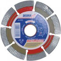 Tarcza do cięcia DEDRA H1095 180 x 22.2 mm segmentowa multi-layer (5902628808950)