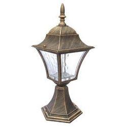 Lampa led london z czujnikiem zmierzchu.  wyprodukowany przez Polux