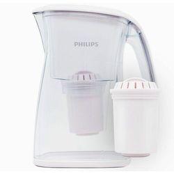 Philips czajnik filtrujący AWP2970/10, timer cyfrowy, biały, AWP2970/10