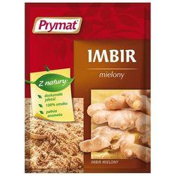 PRYMAT IMBIR 15G, towar z kategorii: Przyprawy i zioła