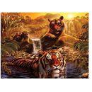Raven. 2000 el. kąpiel tygrysów marki Ravensburger