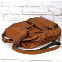 Daag Native 5 plecak skóra naturalna firmy  produkt unisex