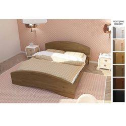 łóżko drewniane moskwa 120 x 200 marki Frankhauer