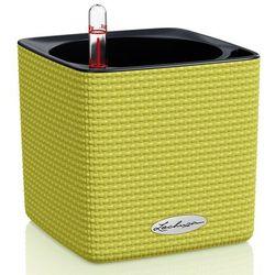 Doniczka na zioła Lechuza Cube Color limonka, 13385_13585