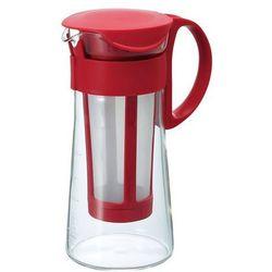 Hario - mizudashi coffee pot mini - czerwony - cold brew