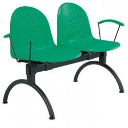 Krzesło AMIGO arm-2 - do poczekalni i sal konferencyjnych, konferencyjne, na nogach, stacjonarne, AMIGO ARM-2