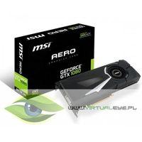 GeForce GTX 1080 AERO OC 8GB DDR5 256BIT DVI/HDMI/3DP