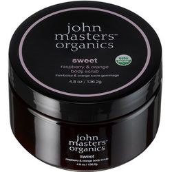 John Masters Słodka malina i pomarańcza - peeling do ciała 136,2g