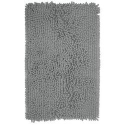 Dywanik łazienkowy Cooke&Lewis Abava 50 x 80 cm srebrny (3663602965114)