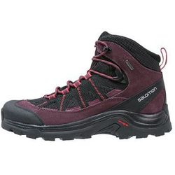 Salomon AUTHENTIC GTX Buty trekkingowe phantom/fudge/mineral red z kategorii trekking i nordic walking