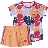 Komplet adidas Summer Beach Set Kids AJ7354