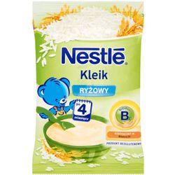 NESTLE Kleik ryżowy po 4 msc. - - 170 g z kategorii Kaszki i kleiki dla dzieci