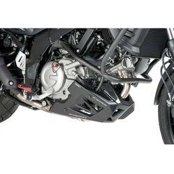 Spoiler silnika PUIG do Suzuki DL650 V-Strom / XT 12-16 (czarny mat)