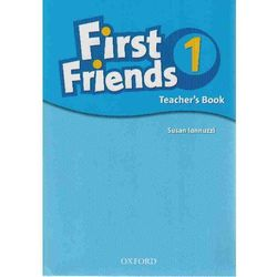 First Friends 1: Teacher's Book (ilość stron 120)