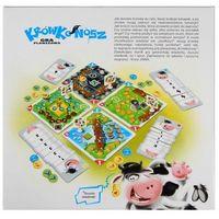 Krówkonosz gra planszowa marki Jawa