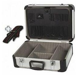 Perel walizka narzędziowa aluminiowa - 460 x 330 x 165 mm (5411257034741)