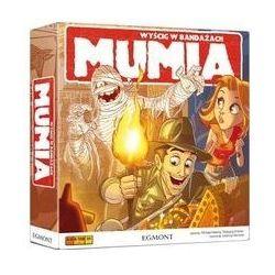 Mumia. Gra Planszowa (gra planszowa)