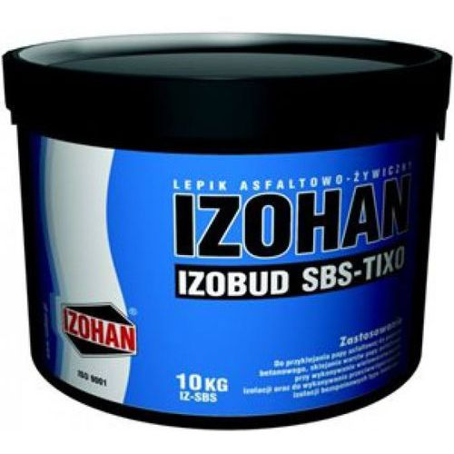 IZOBUD SBS-tixo - lepik na zimno, modyfikowna SBSem op.10kg