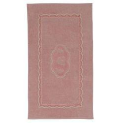 Soft cotton Dywanik łazienkowy buket stary róż
