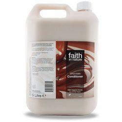 Organiczna czekoladowa odżywka do włosów, 5 litrów - Faith In Nature z kategorii Odżywianie włosów