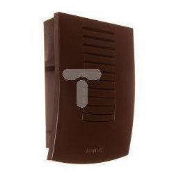 Zamel Dzwonek dwutonowy 230v brązowy dns-911/n-bra sun10000380