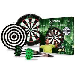 mvg zestaw tarcz do darta z włókien wyprodukowany przez Xqmax darts