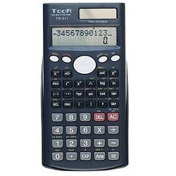 Kalkulator naukowy TOOR TR511 10+2 pozycyjny