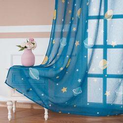 4Home Firana dziecięca Space, 150 x 250 cm (8596175019418)