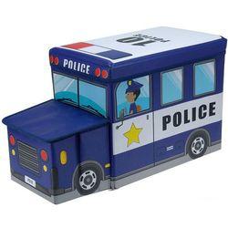 Emako Pojemnik na zabawki - skrzynia, siedzisko (5902891240020)