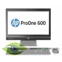Proone 600 j4u68ea - i3-4160 / 21,5 / 4gb / 500gb / dvdrw / win7-8pro / aio marki Hp