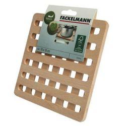 Fackelmann Podstawka drewniana kwadratowa 521339