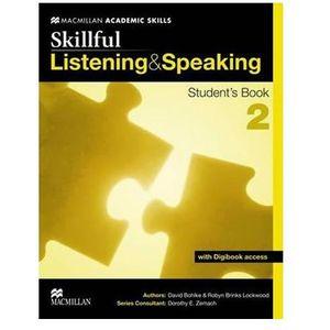 Skillful 2 Listening & Speaking. Podręcznik + Digibook (9780230431935)