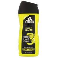 Adidas Pure Game 250ml M Żel pod prysznic