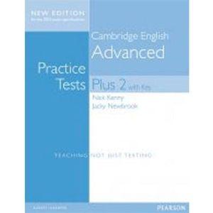 Practice Tests Plus Advanced 2. Podręcznik z Kluczem + CD, Nick Kenny, Jacky Newbrook