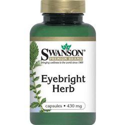 Eyebright (swietlik lekarski) 430mg 100kaps z kategorii pozostałe zdrowie