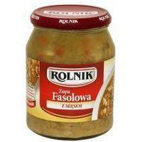 Zupa fasolowa z mięsem 720ml Rolnik