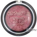 Makeup Revolution Vivid Baked Blush Róż zapiekany