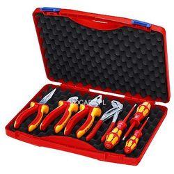 Knipex walizka narzędziowa dla elektryków, 7 części (00 21 15)