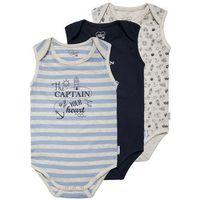 Gelati Kidswear SEASIDE 3 PACK Body multicolor (4042494323445)