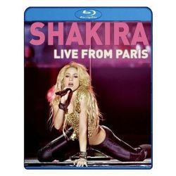 Live From Paris - Shakira z kategorii Muzyczne DVD