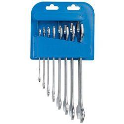 Zestaw kluczy płaskich 6-22mm 8szt. dwustronnych na plastikowym wieszaku Unior (610835) 110/1PH