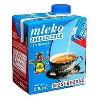 Gostyń Mleko zagęszczone niesłodzone 500g