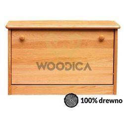 Szafka na buty i (wąska/szeroka) 58x44x29 marki Woodica