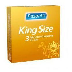 Pasante (uk) King size (1op./3szt.) szersze i dłuższe